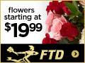 Flowers Starting at $19.99