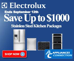 Electrolux Laundry Sale