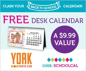 Free 11X14 Designer Photo Poster - Save $8.99!