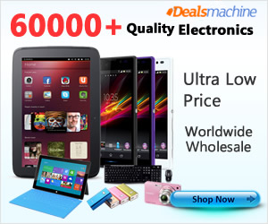 Ultra low prices for super high quality electronics at ahappydeal.com!