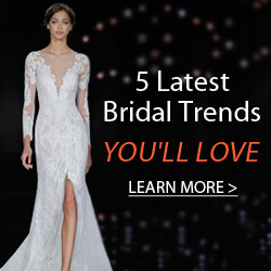 wedding dress fashions