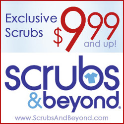 Exclusive Scrubs found only at Scrubs & Beyond
