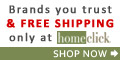 HomeClick Trusted Brands & Free Shipping