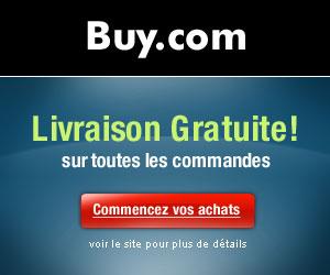 Livraison gratuite avec Buy.com France!