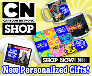 Official Cartoon Network Shop!