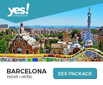 Yes Getaways - Barcelona