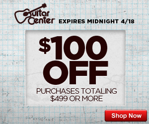 Holiday Gift Ideas at GuitarCenter.com