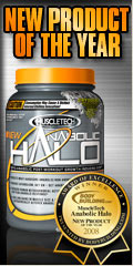 Muscle Tech's Anabolic Halo