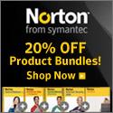 20% off Norton product bundles