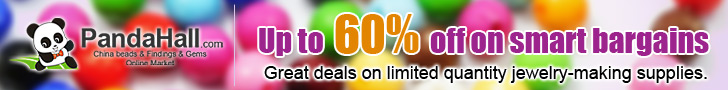Up to 60% off for bargain price, enjoy outlet store pricing on findings,gemstone beads, pearls, ect.
