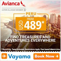 Vayama - Destination of the monthwit Avianca: Guatemala