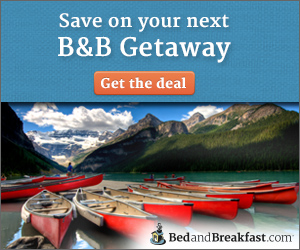 Hot Deals at BedandBreakfast.com!