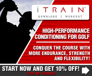 Golf conditioning 10% off