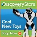 Cool New Toys from Discovery Store