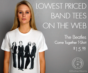 The Beatles Come Together $15.95!T-Shirt