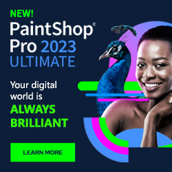 PaintShop Pro Ultimate, New Release! Photo-editing software