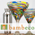 Shop eco-friendly home decor at bambeco.com