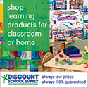 Blow Out Savings Sale At Discount School Supply!