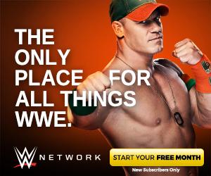 WWE Network Cena 300x250