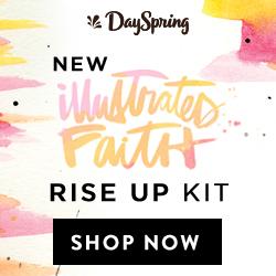 illustrated faith rise up kit