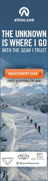 North Face Closeouts: 20-30% Off