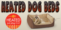 Heated dog beds at Petstreetmall.com. Lowest Prices!
