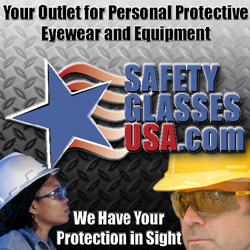Safety Glasses for Work or Leisure