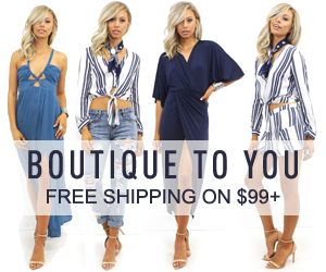 Shop Boutique To You Free Shipping $99+