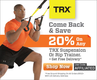 TRX Training Sale + Free Shipping!