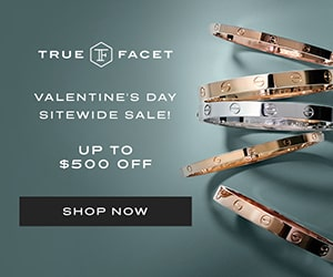 Up to $500 OFF sitewide at TrueFacet.com