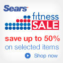 Save up to 45% at Sears Days!