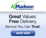 AJ Madison, Your Appliance Authority