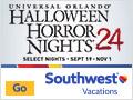 Universal's Halloween Horror Nightsi;1/2 24
