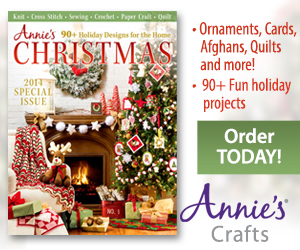 Annie's Christmas Special Issue Magazine