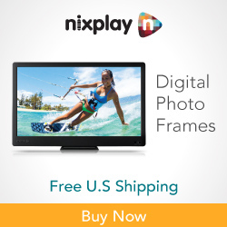 Nixplay Digital Photo Frames