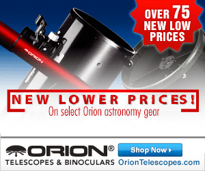 New Lower Prices @ Orion!