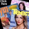 Great Selection of Teen Magazines