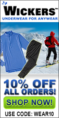 Wickers.com Winter COUPON 10% OFF all orders