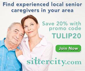 Find affordable senior care at Sittercity.com!