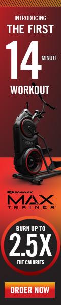 Bowflex Max Trainer Ellipticals