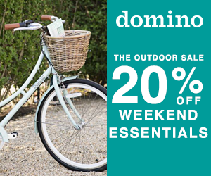 Get 15% off weekend essentials