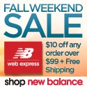 Fall Weekend Sale - $10 off orders over $99 and Fr