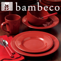 Save 20% off 20-Piece Sonoma Red Dinnerware  w code SRD13