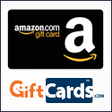 #Amazon Gift Cards from GiftCards.com