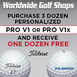 Buy 3 Titleist Golf Balls get one Free!