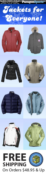 Jackets For Everyone At Paragon Sports