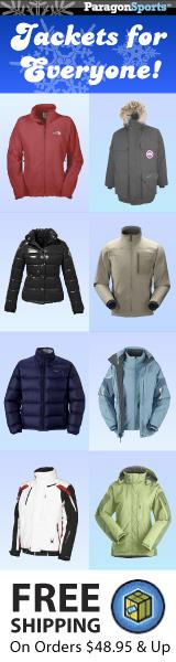 Jackets For Everyone At Paragon Sports