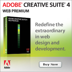 Adobe CS4 Web Premium