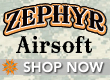 Zephyr Airsoft - Free Shipping
