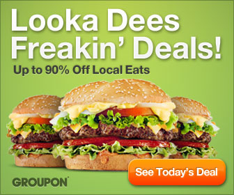 Groupon: Get the Best Deal in Your Area Today!
